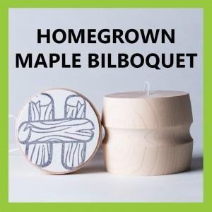 Homegrown Maple BILBOQUET