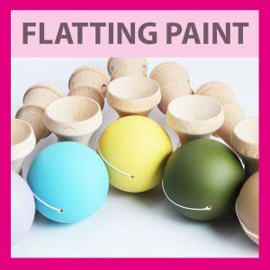 Flatting Paint