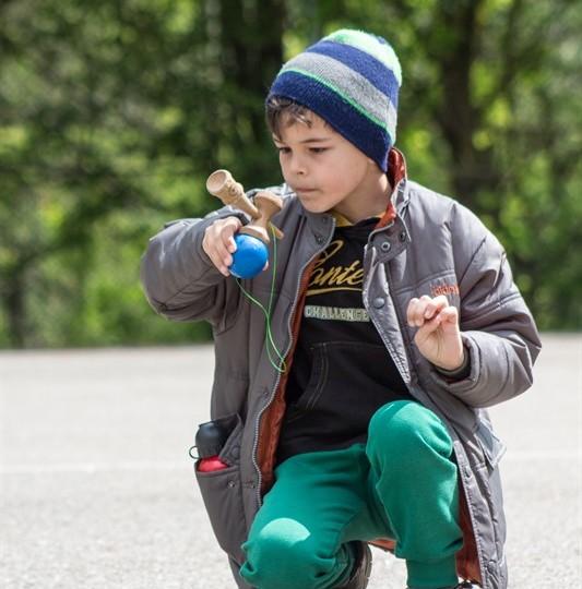 Stefan Lazar – Cluj-Napoca (8 ani!!!)