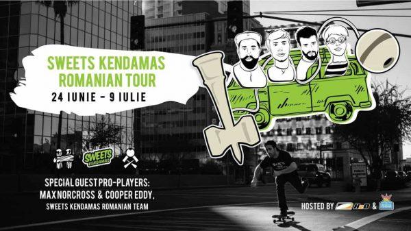 sweets kendama tour 2017 romania
