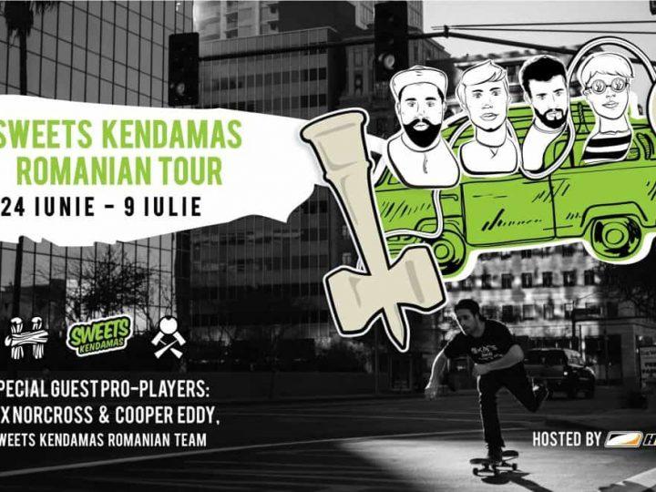 Sweets Kendamas Romanian Tour 2017